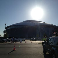 Photo taken at AT&T Stadium by David C. on 5/11/2013
