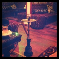 Снимок сделан в SHISHA - Lounge Bar пользователем Алена Ц. 10/6/2012