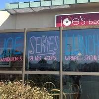 Photo taken at Joe's Bagel Cafe by Sarah K. on 8/26/2013