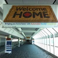 Photo taken at Toronto Pearson International Airport (YYZ) by Александр Ф. on 4/30/2013