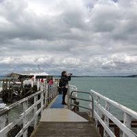 Photo taken at Rangitoto Island by Ismael S. on 11/16/2012