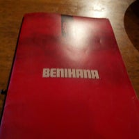 Photo taken at Benihana by Joshua M. on 3/9/2013
