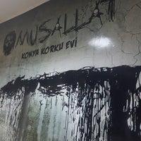 8/31/2017 tarihinde Salih P.ziyaretçi tarafından Musallat Konya Korku Evi'de çekilen fotoğraf
