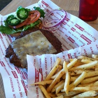 Photo taken at Smashburger by Angelica R. on 3/7/2013