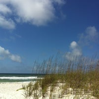 Photo taken at Perdido Key Beach by Barbara O. on 6/5/2013