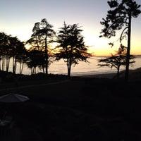 Photo taken at Seascape Beach Resort by Danny K. on 10/27/2012