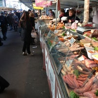 Photo taken at Marché de Grenelle by Antonio F. on 2/17/2013
