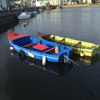 Photo taken at Claddagh Quay by Eric &. on 1/2/2015