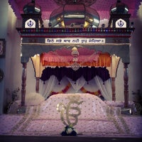 Photo taken at Sri Guru Singh Sabha Glen Rock Gurdwara by Ed H. on 4/27/2013