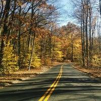 Photo taken at Pinewood Lake by Ed H. on 11/3/2014