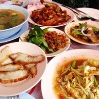 Photo taken at ร้านอาหาร 3 ภาค by Obbies H. on 9/25/2012