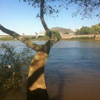 Photo taken at Rio dos Sinos by Nando T. on 11/2/2013