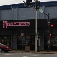 Photo taken at Vintage Vinyl by Dane R. on 3/3/2013