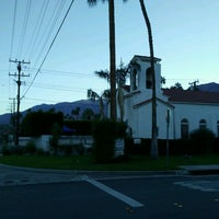 Photo taken at Palm Springs presbyterian church by Shelly W. on 11/12/2016