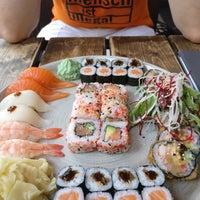 Das Foto wurde bei hello sushi von Alexander B. am 8/7/2018 aufgenommen
