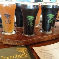 Photo taken at Greenbush Brewing Company by Jamie A. on 6/22/2013
