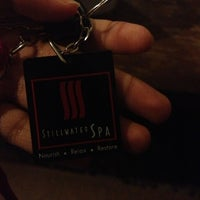 Photo taken at Stillwater Spa by Ice V. on 11/3/2012