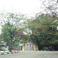 Photo taken at Cempaka Cheras Campus by Abby T. on 8/18/2013