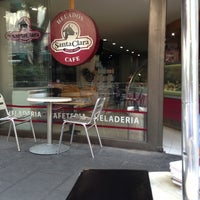 Photo taken at Santa Clara by Khristian L. on 4/24/2013