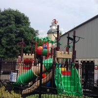 Photo taken at Gullivers World by Iain on 7/31/2014
