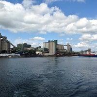 Foto diambil di Slite Industrihamn oleh Thomas A. pada 7/2/2013
