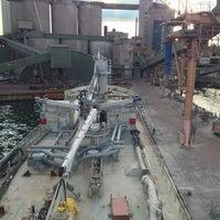 Foto diambil di Slite Industrihamn oleh Thomas A. pada 6/28/2013