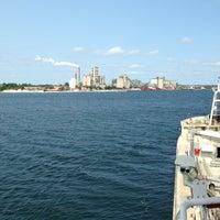 Photo prise au Slite Industrihamn par Thomas A. le7/8/2013