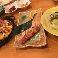 Photo taken at つぼ八 勝田駅前店 by 木之下 広. on 8/14/2016