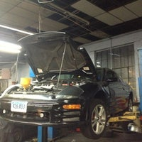 Photo taken at Guanacos Auto Repair by C H. on 11/19/2012