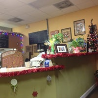 Photo taken at Dora's Pizza by Laura L. on 12/7/2013