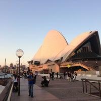 Photo taken at Sydney Opera House by Jinhye P. on 9/3/2013