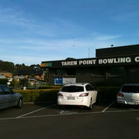 Photo taken at Taren Point Bowling Club by Clancy K. on 12/27/2012