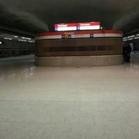 Photo taken at Metro Kamppi by Aleksi K. on 2/17/2013