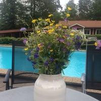 Photo taken at Hotell Miskarp by Camilla S. on 6/23/2017