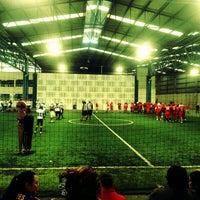 Photo taken at Liga Euro by Merit C. on 10/7/2012