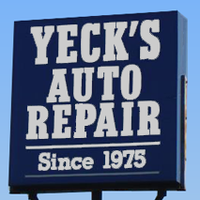 Photo taken at Yeck's Tire and Auto by Stan A. on 7/3/2014