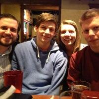 Photo taken at GridIron Sports Bar & Pizzeria by Matthew John M. on 3/30/2013