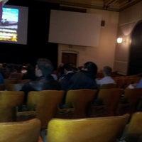 Photo taken at Sie FilmCenter by Ron F. on 11/6/2012