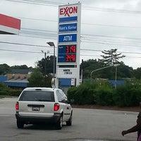 Photo taken at Exxon by Steve R. on 7/13/2013
