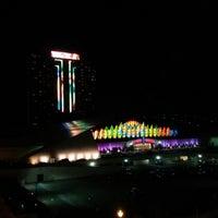 Photo taken at Seneca Niagara Casino by Yinle X. on 3/27/2013