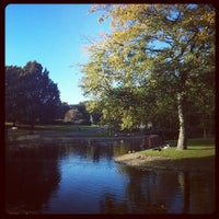 Photo taken at Weston Park by Yinle X. on 10/9/2013