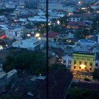 Photo taken at Grand Swiss-Belhotel by Rizal J. on 2/16/2013