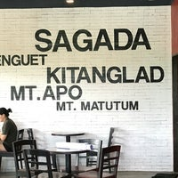 Photo taken at Bo's Coffee Atria by Jaff T. on 11/5/2017