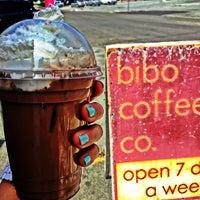 Photo taken at Bibo Coffee Company by Risa O. on 7/17/2016