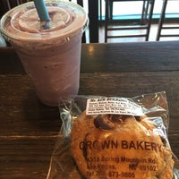 Photo taken at Crown Bakery by AJ M. on 5/3/2017