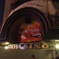 Photo taken at Bill's Gamblin' Hall & Saloon by AJ M. on 4/15/2013