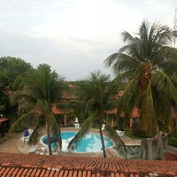 Photo taken at Pantanal Mato Grosso Hotel by Larissa P. on 9/3/2014