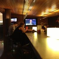 Photo taken at Qantas Club (T3) by Wayne M. on 5/14/2013