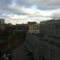 รูปภาพถ่ายที่ Гранд Отель Белорусская โดย Dennis A. เมื่อ 11/14/2012