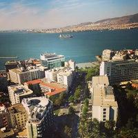 10/6/2013 tarihinde Ozan S.ziyaretçi tarafından Hilton İzmir'de çekilen fotoğraf